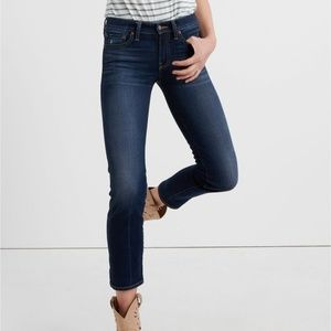 Lucky Brand sweet crop skinny jeans size 30